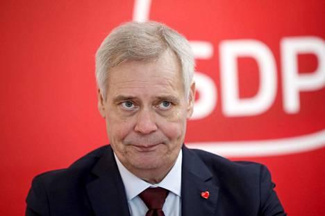 Antti Rinteen hallitus lupasi korottaa pienimpiä eläkkeitä.