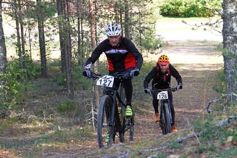 Vuosi sitten Jämi84 -maastopyöräilykilpailu kokosi toistasataa polkijaa jo pelkästään pisimmälle eli 84 kilometrin matkalle.