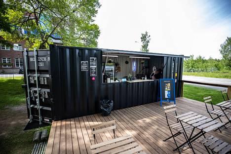 Blokki Bar & Grill parantaa merkittävästi Hiedanrannan alueen ravintolatarjontaa.