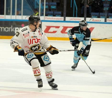 Teknologiayhtiö Uros on toiminut vuosia Oulun Kärppien liigaseuran sponsorina.