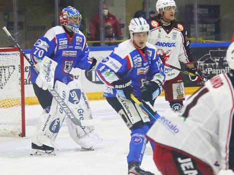 KeuPan riveissä kuluneella kaudella Samuli Tervo on tehnyt sopimuksen KHL-seura Jokereiden kanssa.
