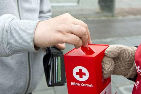 Punaisen Ristin nälkäpäiväkeräys starttaa ensi viikolla sekä Turengissa että Tervakoskella.