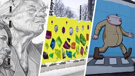 Kaupunkikuva Tampereella kehittyy.
