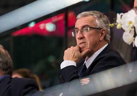 Luc Tardif johtaa jatkossa Kansainvälistä jääkiekkoliittoa.