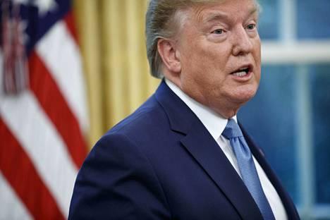 Yhdysvaltain presidentin Donald Trumpin arvaamaton käytös noussee jälleen puheenaiheeksi, kun G7-maiden johtajat tapaavat toisensa Ranskan Biarritzissa.