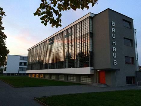 Weimariin valmistunut Haus am Horn oli ensimmäinen Bauhaus-oppien mukaan rakennettu talo