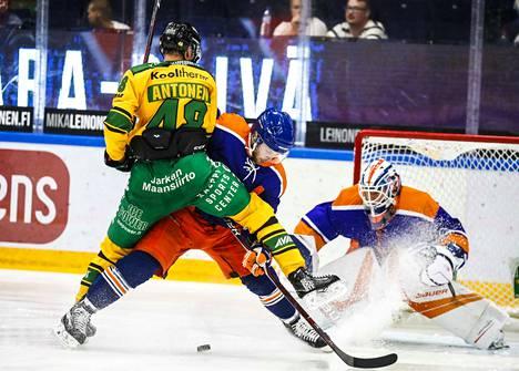 Viime vuonna Tappara voitti Tampere cupissa Ilveksen 4–3.
