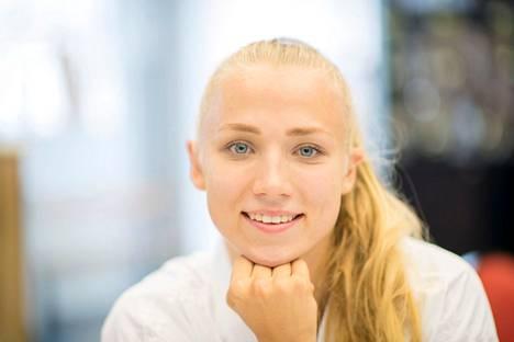 Euran Karateseuran Titta Keinänen oli jälleen karatessa vuoden paras.
