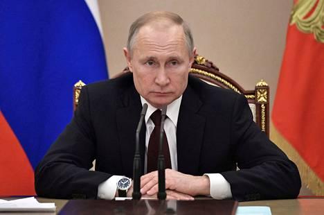 Presidentti Vladimir Putinin johtama Venäjä pyrkii rajoittamaan vapaata internetiä. Tekoälystä on tässä merkittävää apua.