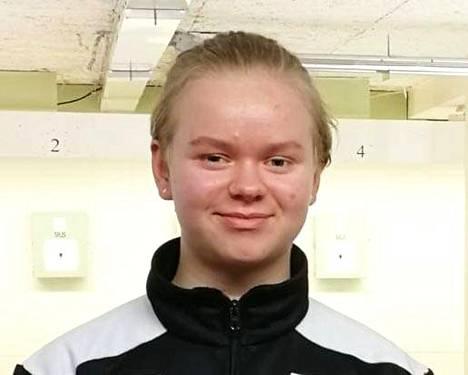 Ida Heikkilä antoi vahvan näytön talven EM-kisoihin ampumalla uuden SE-tuloksen 555 Kuopiossa viime viikonloppuna.