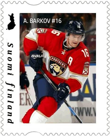 Barkov-merkistä on otettu vain 500 kappaleen painos ja siitäkin osa menee suoraan NHL:n käyttöön.