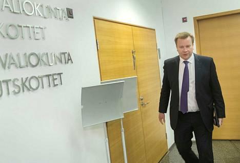 Keskustan Antti Kaikkosella on ehdollinen vankeustuomio Nuorisosäätiö-sotkuista.