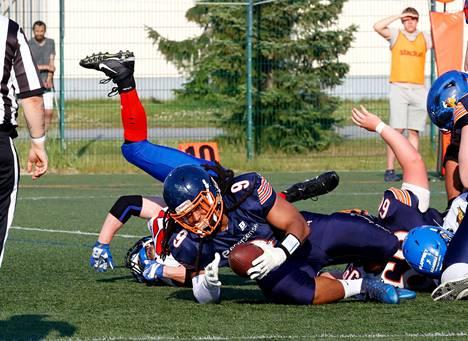 Bears ja Nordmen kolistelivat yhteen jo kauden avauksessa Porissa. Nyt joukkueet kohtaavat Rovaniemellä.