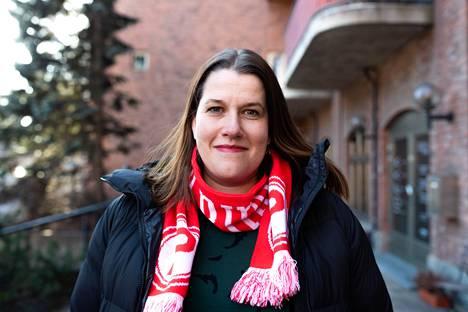 Elisa Hakasen johtama Tampereen Pyrintö valittiin vuoden seuraksi.