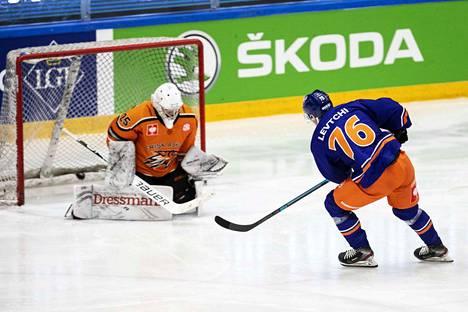 Anton Levtchi metsästi tehot 1+3, kun Tappara ryöpytti viimeisessä alkulohkopelissään norjalaista Frisk Askeria 7–3-lukemin viime keskiviikkona.