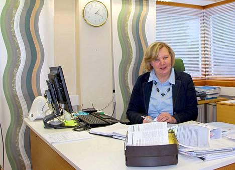 Jaana Männikön mukaan kuntayhtymä saa jo tänä vuonna aikaan merkittävän säästön kuluissaan.