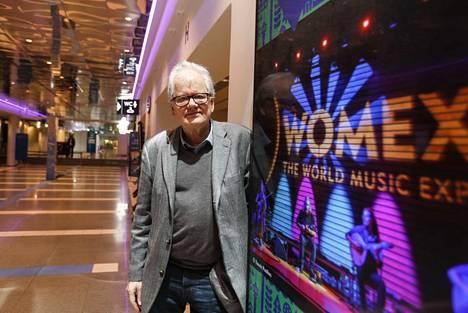Tampere-talo täyttyy loppuviikon ajan globaalin musiikin suurtapahtuman Womexin annista. Tapahtuman paikallinen tuottaja Tapio Korjus on osallistunut myös artistien valintaan.