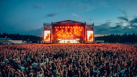 Vuoden 2019 Rockfest järjestettiin Hyvinkäällä. Vuonna 2020 tapahtuman oli tarkoitus siirtyä Tampereelle.