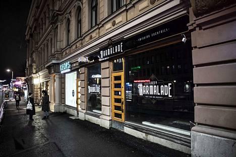 Social Burgerjoint -ketjun ravintola aukeaa osoitteessa Hämeenkatu 14. Viimeisimpänä samalla paikalla toimi Lady Marmalade.