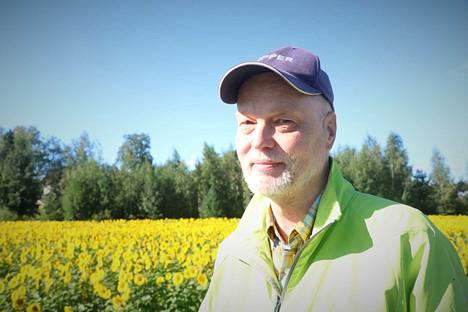 Erik Sallinen on kokenut lasten kasvatuksen suurimmaksi elämäntyökseen.