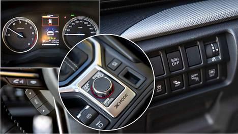 Kun automaatioon ja kuljettajaa avustaviin järjestelmiin tottuu, niistä ei enää tahtoisi tinkiä. Molemmat autoilevat Taipalmaat arvostavat muiden muassa automaattivaihteistoa, mukautuvaa vakionopeuden säädintä ja automaattisia kaukovaloja.