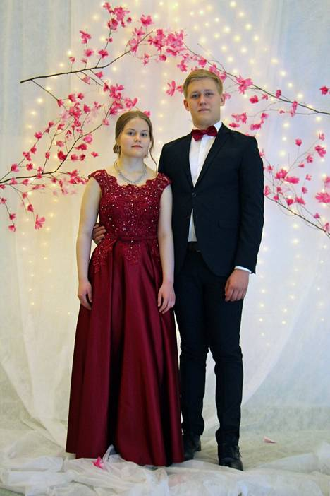 Heini Hakamäki ja Antto Somppi.