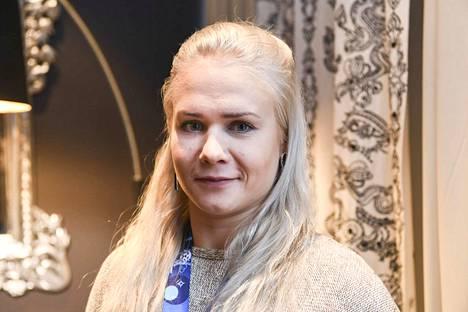 Petra Olli lopetti painiuransa helmikuussa 2020.
