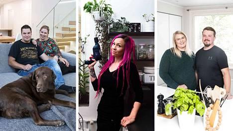 Aamulehden hyötyjutut kotia remontoivalle ja taloa hankkivalle antavat paitsi inspiraatiota myös rahanarvoisia vinkkejä.