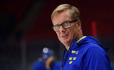 Tommy Boustedt jättää Ruotsin jääkiekkoliiton.