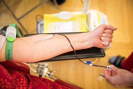 Harjavallassa järjestetään verenluovutus ensi viikolla.