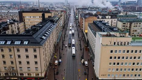 Uusia rajoituksia tulee kaikkiin Sisä-Suomen avin maakuntiin, myös Pirkanmaalle. Pirkanmaan tartunnoista valtaosa on todettu Tampereella.