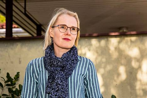 Nokian johtavan ylilääkärin Katja Ylitolvan mukaan Orvokin päiväkodissa on asetettu noin 50 henkilöä karanteeniin mahdollisen koronavirusaltistumisen vuoksi. Arkistokuva Ylitolvasta on otettu elokuussa 2020.
