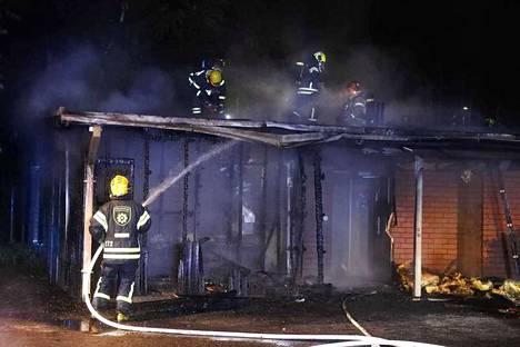 Vuoden 2017 syyskuussa tapahtuneessa palossa tuhoutui täysin Annalan koulun pihapiirissä sijaitseva vanha vahtimestarin asunto, joka oli viimeisimpänä ollut koulun käytössä iltapäiväkerhotilana.
