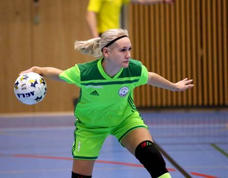 Emmi Kortesmaan torjunnat takasivat FC Nokialle tasapelin KuPSia vastaan.