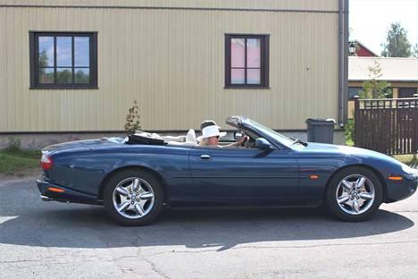 Jaguar-kiertue sai nauttia hellesäästä saapuessaan Paneliaan.