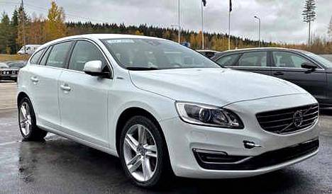 Siistin  näköinen Volvo - ja halvalla.