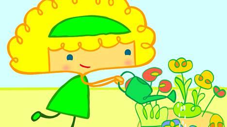 Maijuli oli Pikku Kakkosen uutuussarjoista kolmihenkisen lapsiraadin suosikki.