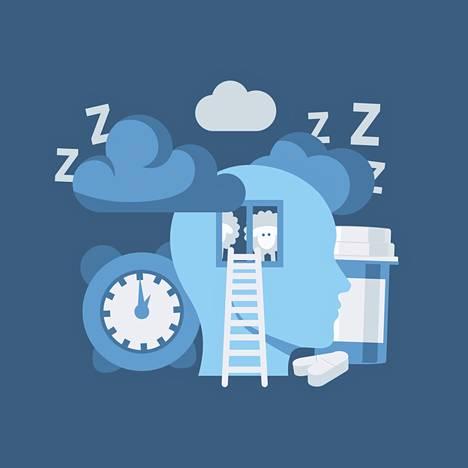 Kahvi ja minuuttiaikataulutettu päiväohjelma ovat asioita, jotka voivat pilata yöunet.
