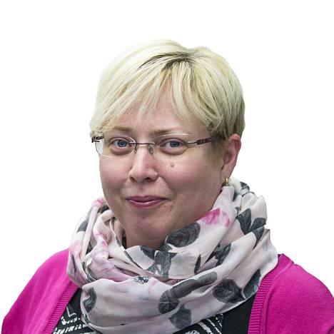 Jaana Mattila Kolumnikuva