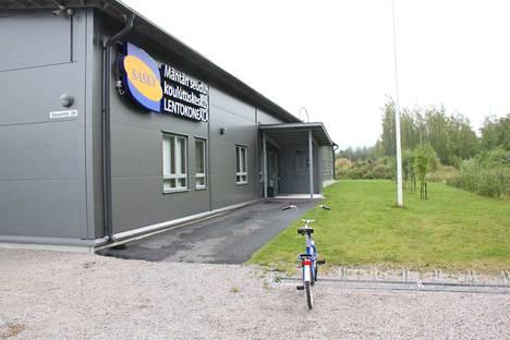 Sasky jatkaa ammatillisen koulutuksensa kehittämistä OKM:n myöntämällä 350000 euron tuella.