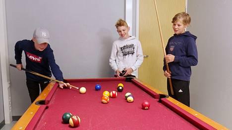 Ylöjärven Takamaan kylän lapsille ja nuorille järjestetään monenlaista toimintaa.
