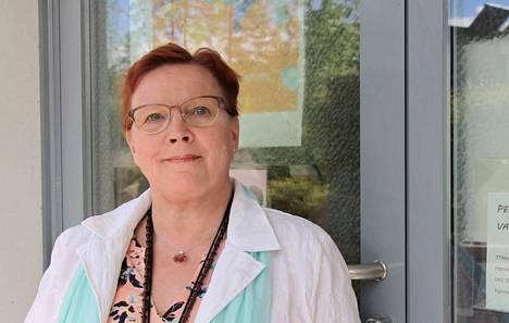 Perusturvajohtaja Tuija Koiviston mukaan koneellisen annosjakelun piirissä on Seiponrannassa noin 50 asiakasta.