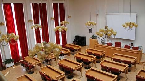 Mänttä-Vilppulan kaupunginvaltuuston on tarkoitus valita uusi kaupunginjohtaja 29. maaliskuuta.
