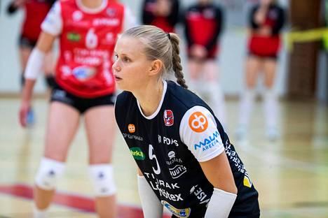 Tiiamari Sievänen on haaveillut pitkään Suomen mestaruuden voittamisesta LP Kangasalan paidassa.