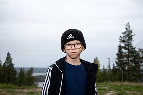 Treenikielto on ollut 12-vuotiaalle Sasu Saarelalle kova paikka.