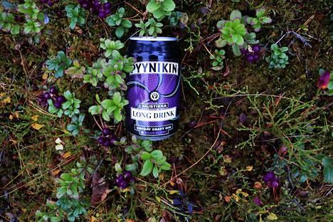 Mustikkalonkerossa on suomalaista eksotiikkaa.