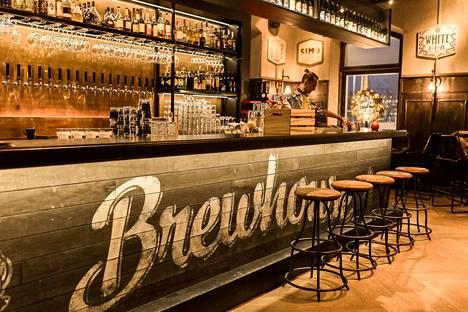 Pyynikin Brewhouse valittiin Tampereen parhaaksi olutravintolaksi.