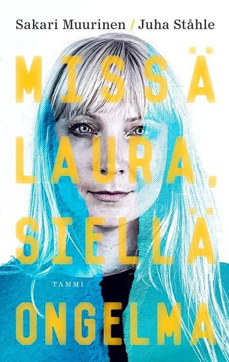Laura Huhtasaari on niin mielenkiintoinen henkilö, että hänestä kertovan kirjankin lukee, vaikka ei politiikasta välittäisi pätkääkään.