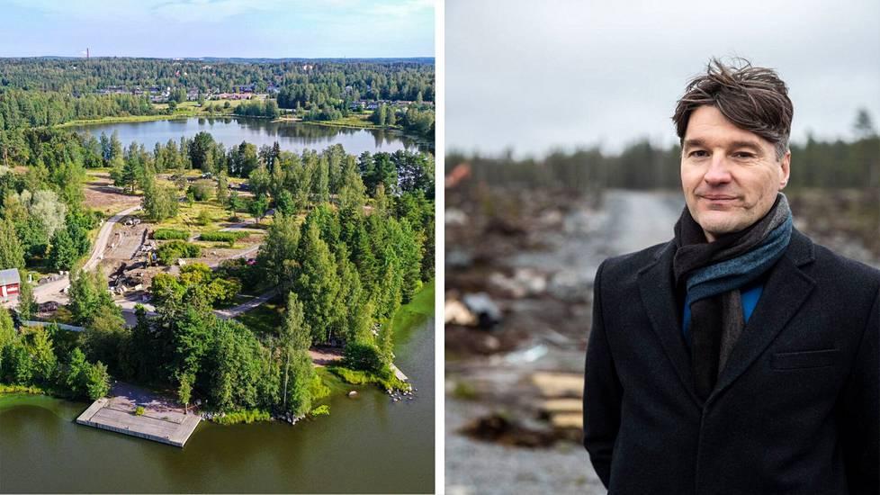 Vielä elokuussa Viinikanniemen alueen infra oli alkutekijöissään. Nokian kaupungin maankäyttöinsinööri Teemu Valkolehto kertoo, että infran rakentaminen on edennyt suunnitelmien mukaan ja alueen infra valmistuu vuoden loppuun mennessä ennen kuin alueen tonttien luovutus alkaa.