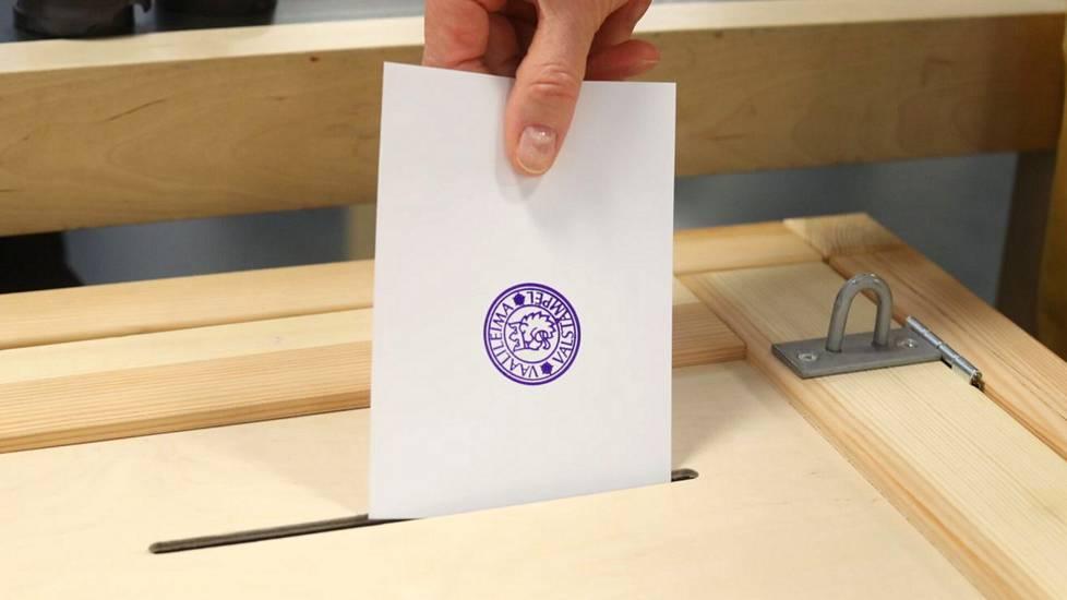 Varsinainen vaalipäivä on 13. kesäkuuta. Ennakkoäänestys alkaa 26. toukokuuta ja kestää kaksi viikkoa.
